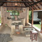 Clay pot making area