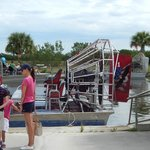 Foto di Captain Jack's Airboat Tours