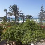 View from Nissi Beach Hotel Room