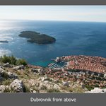 Lokrum Island and Dubrovnik