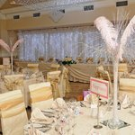 la gran sala wedding reception