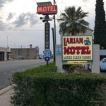 Photo of Larian Motel Tombstone
