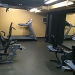 Exercise / Work Out room