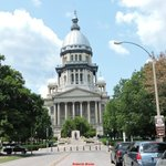 Photo of Illinois State Capitol
