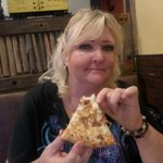 LOVED THE CANADIAN BACON & CHEESE PIZZA!!