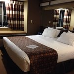 King Bed Suite Rm 323 - Oct 2014