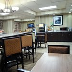 Foto van Hampton Inn Huntington / Barboursville