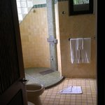 Bathroom (massive shower)