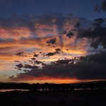 another sunset over Lake Pueblo