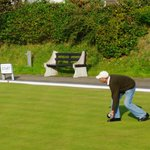 lawn bowling and tennis club at Breagle Glen