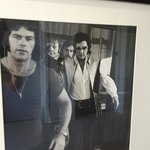 Photo and storey of a photographers encounter with Elvis