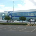 Metro supermarket. Short distance from the hotel. Great for food especially for gluten free, dai