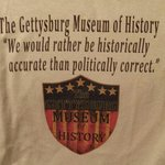 A shirt we purchased at the museum. LOVE it!