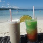 Non Stop Delicious Drinks on the Beach!