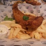 Russells fish n chips