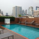 Photo de The Dawin Bangkok Hotel