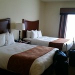 Foto van Comfort Suites San Antonio North - Stone Oak