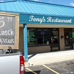 Tony's Restaurant Blue Springs