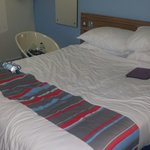 Love Travelodge beds.