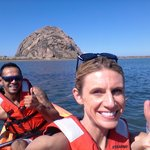 Kayaking in Morro Bay (great for beginners- 5 minutes from the Inn)