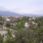 View from Balcony - Parque Bustamante