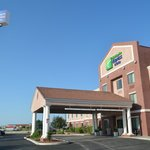 Bild från Holiday Inn Express Hotel & Suites Willcox
