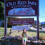 Foto de Old Red Inn & Cottages