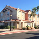 The newly-renovated TownePlace Suites in north Phoenix