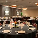Check out our banquet space when you're here