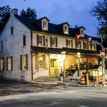 Kennett Square Inn-Wonderful Food