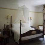 Our Standard room at Victoria Falls Hotel