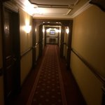 The awesome corridors!