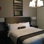 Copley Square hotel - My room