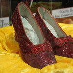 Judy Garland's shoes