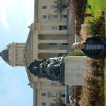 Manitoba Legislative Building Foto