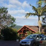 Foto de Fish Eagle Lodge