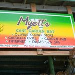 Myett's Garden and Grille Foto