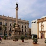 Beautiful Piazza San Domenico is only a couple of minutes away from BB22
