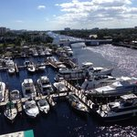 Foto de Sands Harbor Hotel and Marina Pompano Beach
