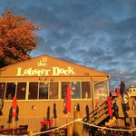 Sunset in October.  We can't wait until you reopen!!