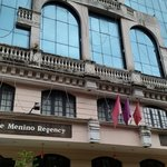 The Menino Regency resmi