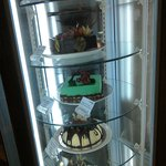 Cakes available in hotel