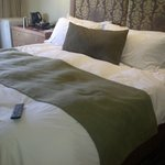 the kingsize bed