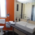 Wheelchair or Handicapped Accessible Bathroom - Room 4