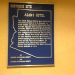 Short history of this Hotel