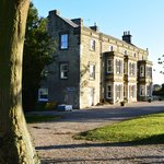 Burythorpe House resmi