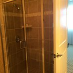 Bathroom #2 - Glass shower