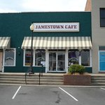 Jamestown Cafe on the Square