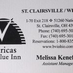 Photo of Americas Best Value Inn - St. Clairsville / Wheeling