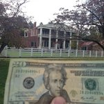 Thanks for letting me see your house Mr. President